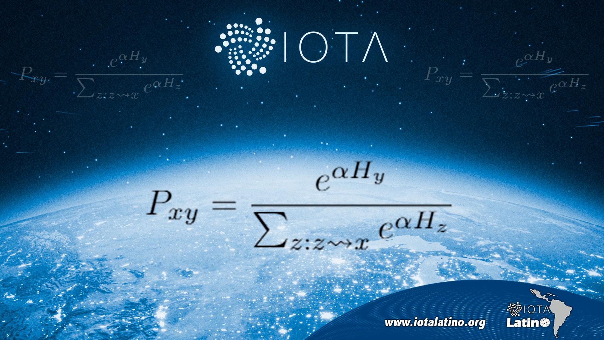 tangle - IOTA - Alfa - 02