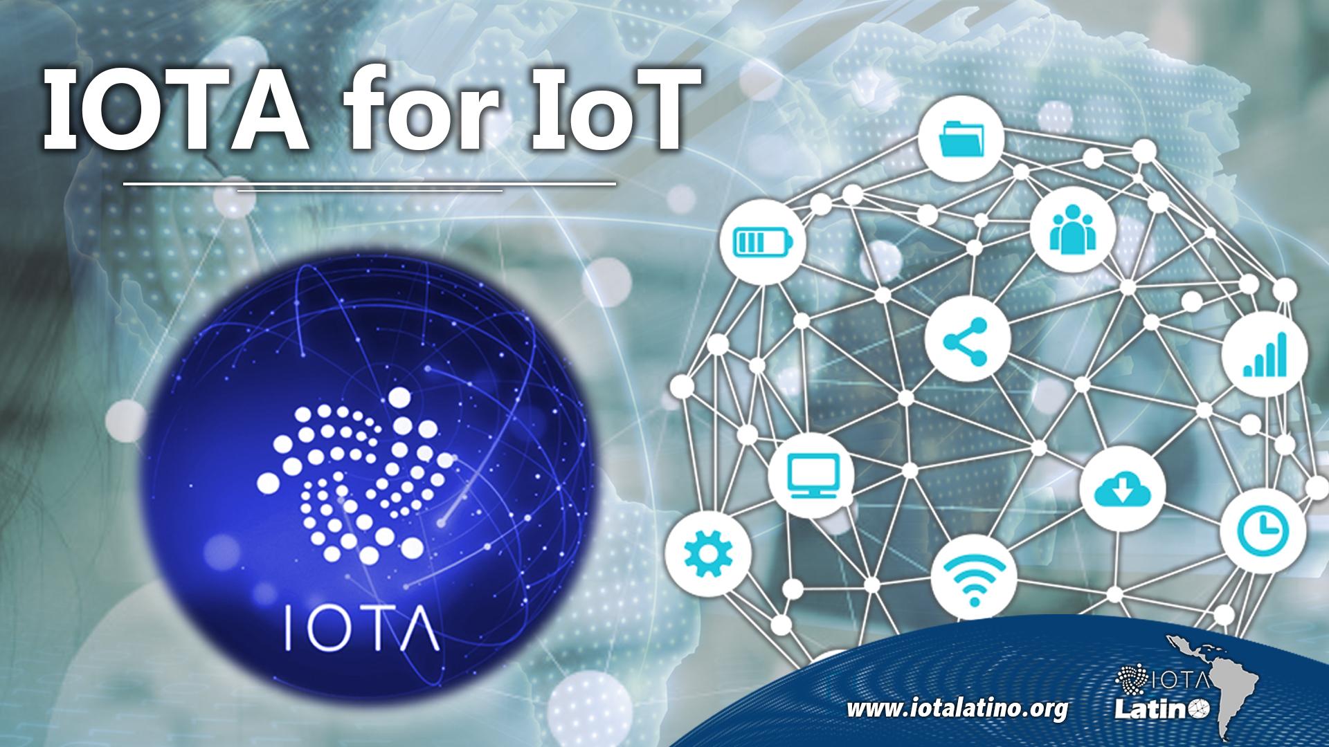 IOTA está reimaginando Blockchain