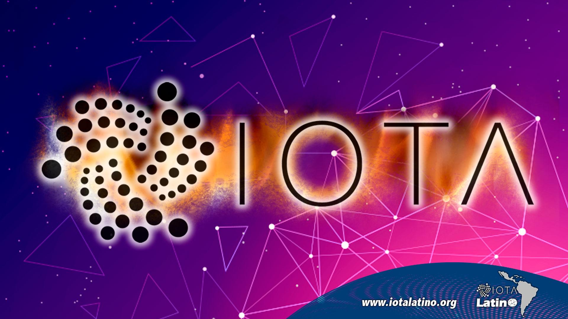 MIOTA - tecnología - IOTA