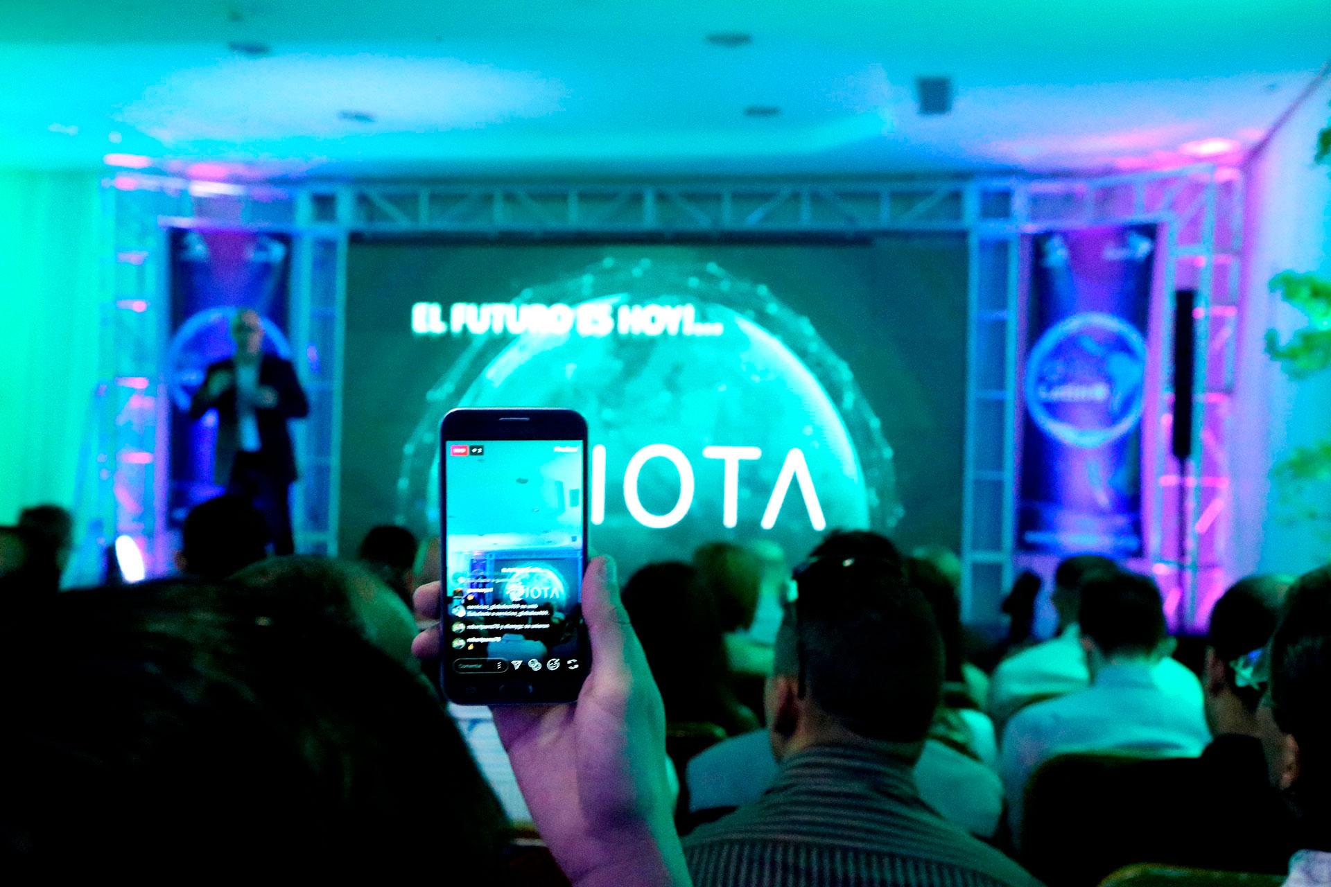 primer meetup de IOTA en Venezuela - 4