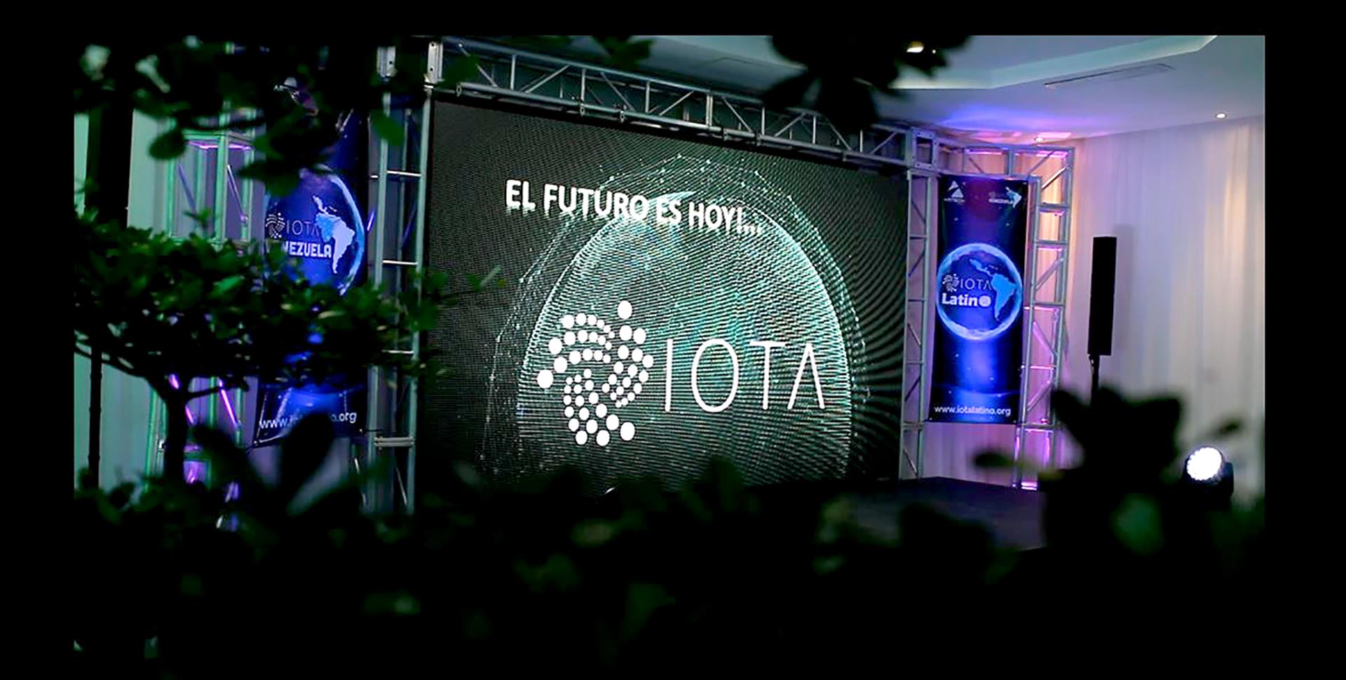 primer meetup de IOTA en Venezuela - 3