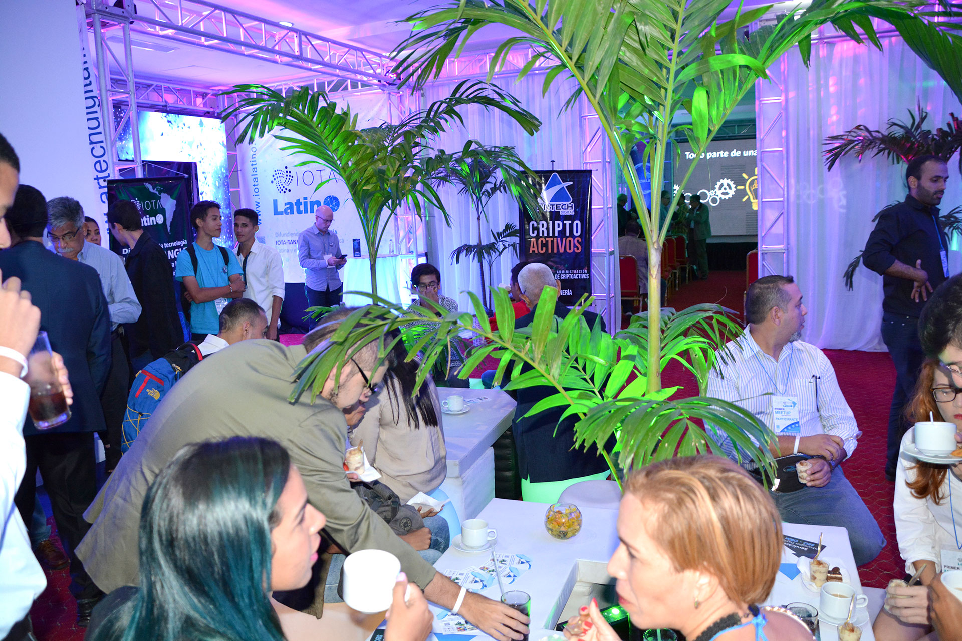 primer meetup de IOTA en Venezuela - Artech Diogital