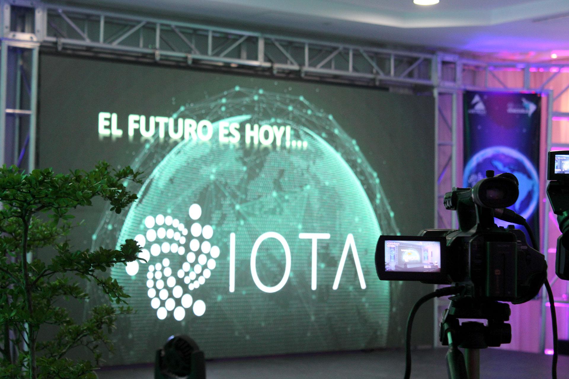 primer meetup de IOTA en Venezuela - IOTA