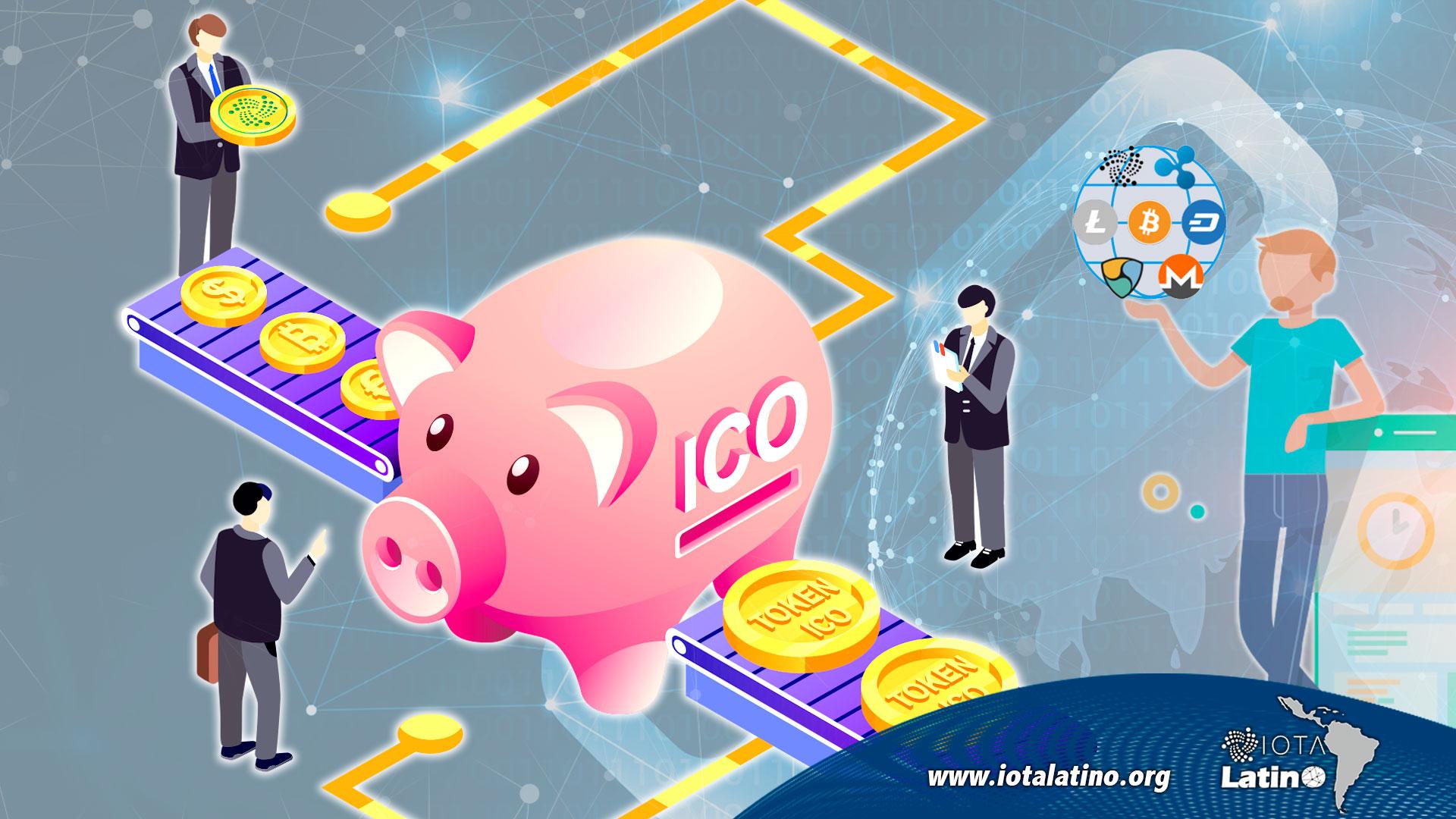 IOTA quiere reemplazar los ICO