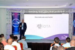 primer meetup de IOTA en Venezuela - Saúl Ameliach-1