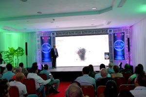 primer meetup de IOTA en Venezuela - Saúl Ameliach-3