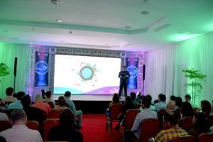 primer meetup de IOTA en Venezuela - Teobaldo Rodriguez