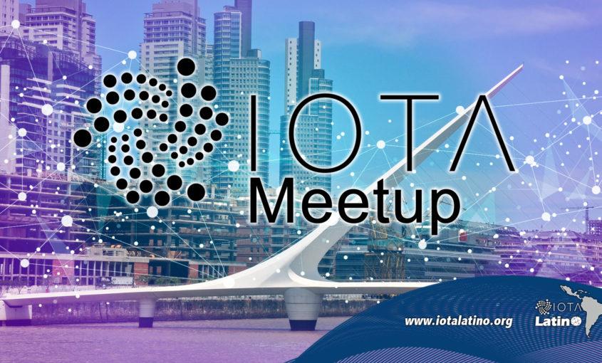 Cuarta Edición del Meetup IOTA - IOTA Latino