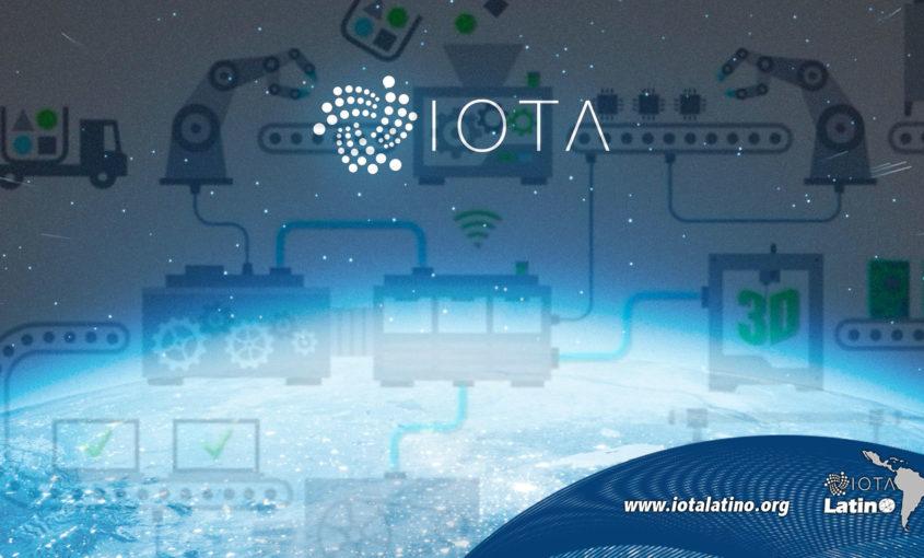 Micropagos con IOTA