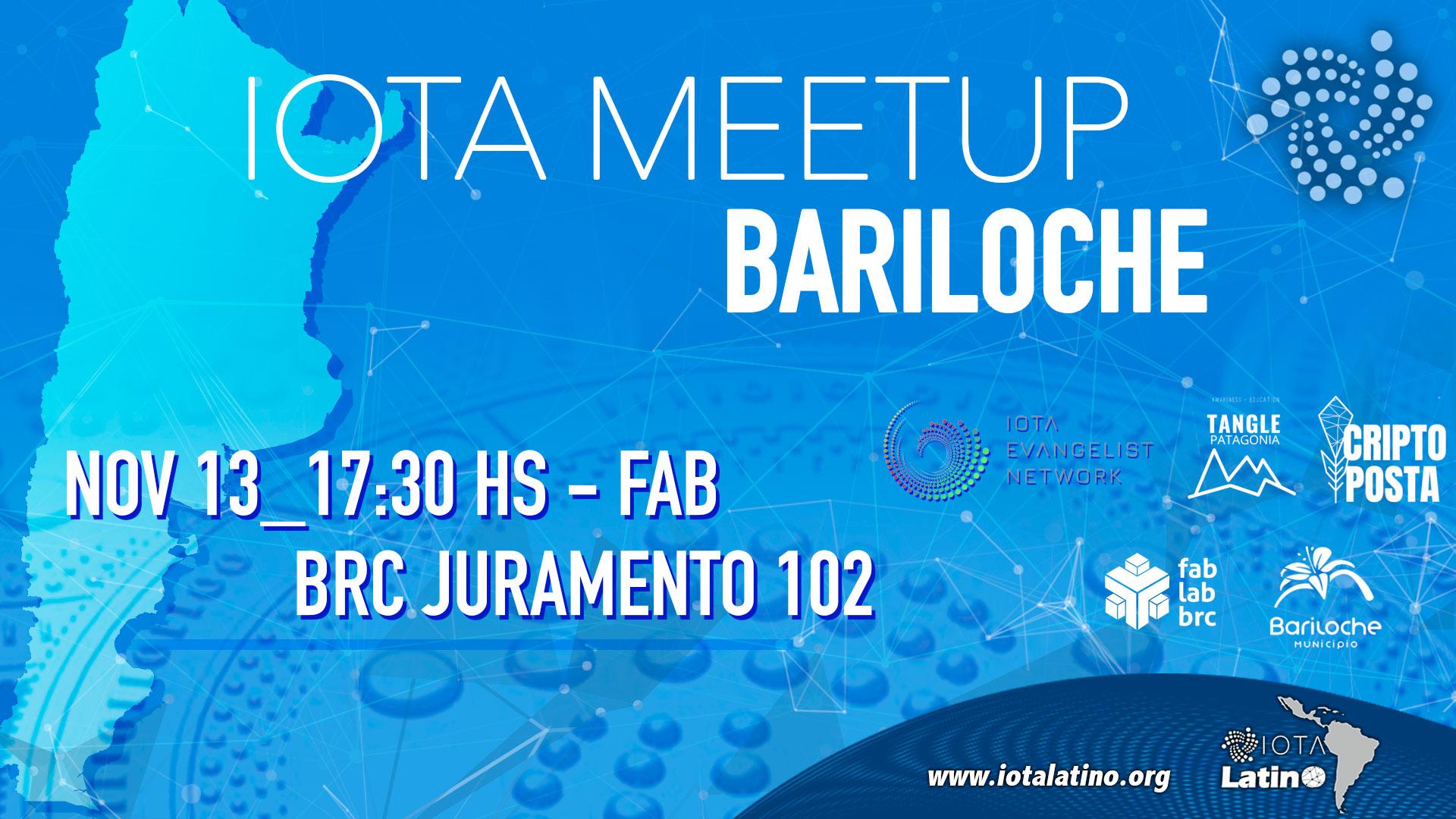 IOTA Meetup Bariloche