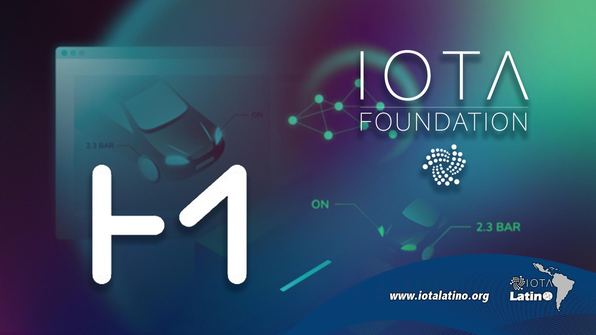 La Fundación IOTA y HIGH MOBILITY