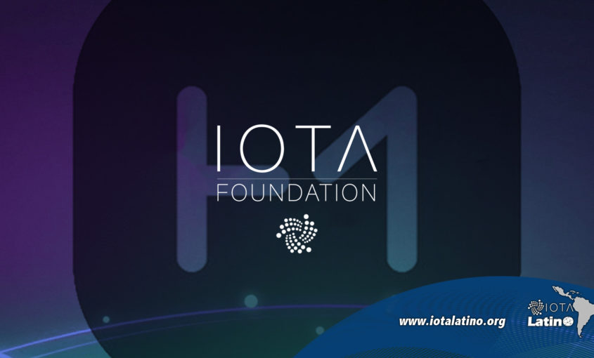 La Fundación IOTA y HIGH MOBILITY - IOTA Foundation and HIGH MOBILITY