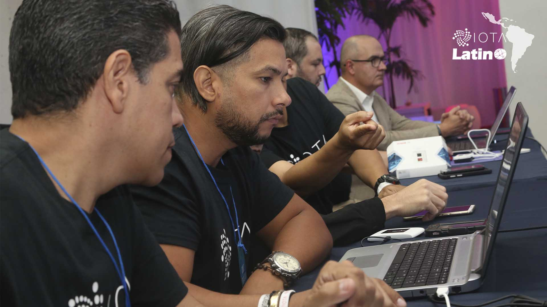 IOTA Latino - workshop