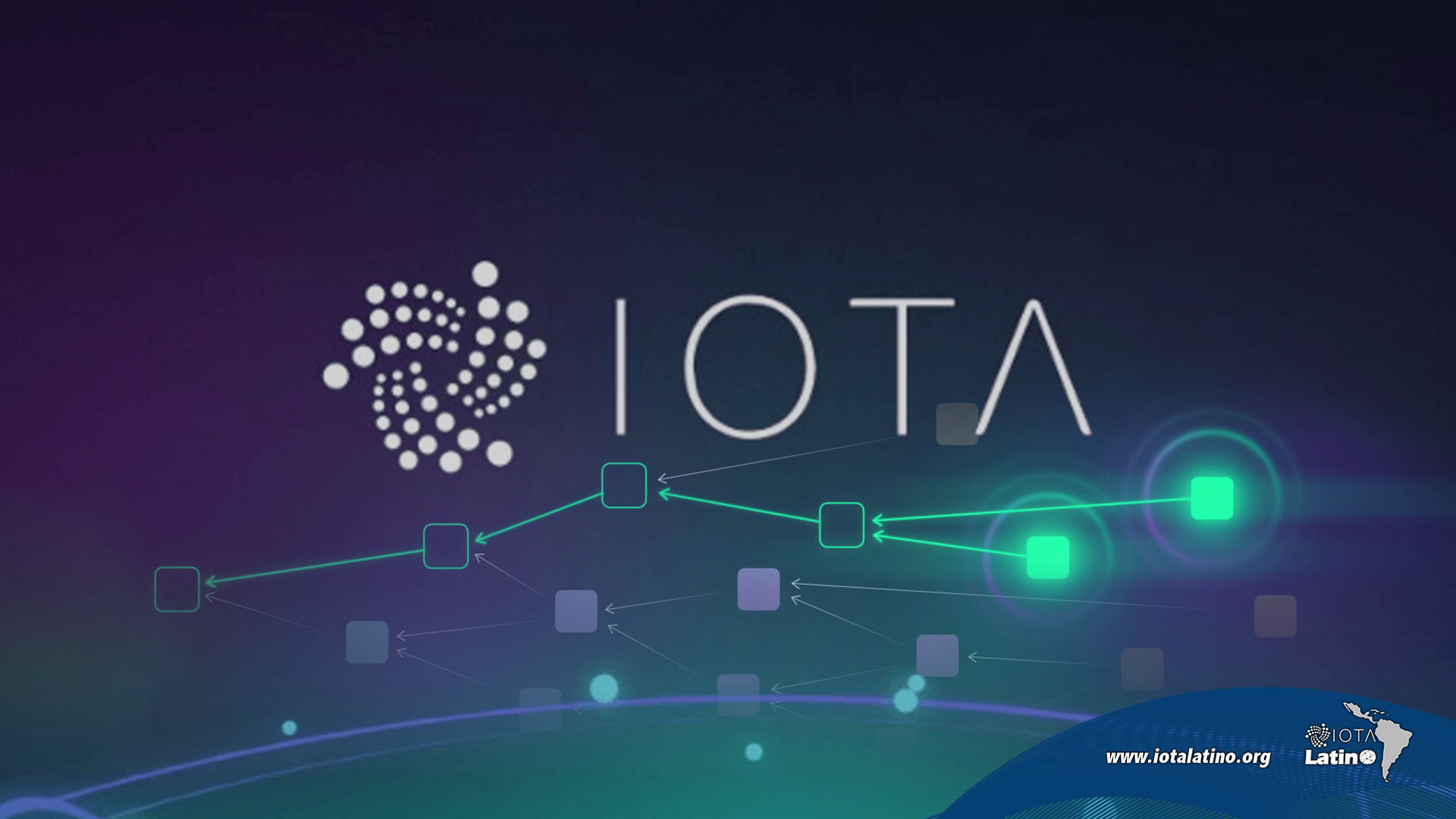 Actualización de IRI y bibliotecas de cliente - IOTA latino