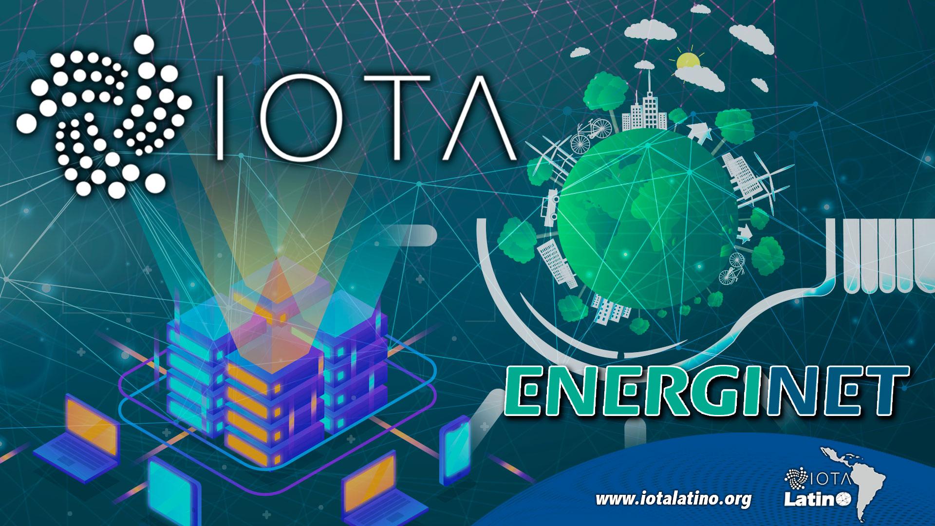 Energinet y la Fundación IOTA - saul ameliach