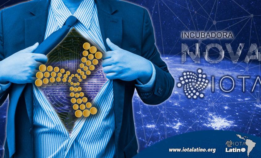 Incubadora Nova - IOTA Latino