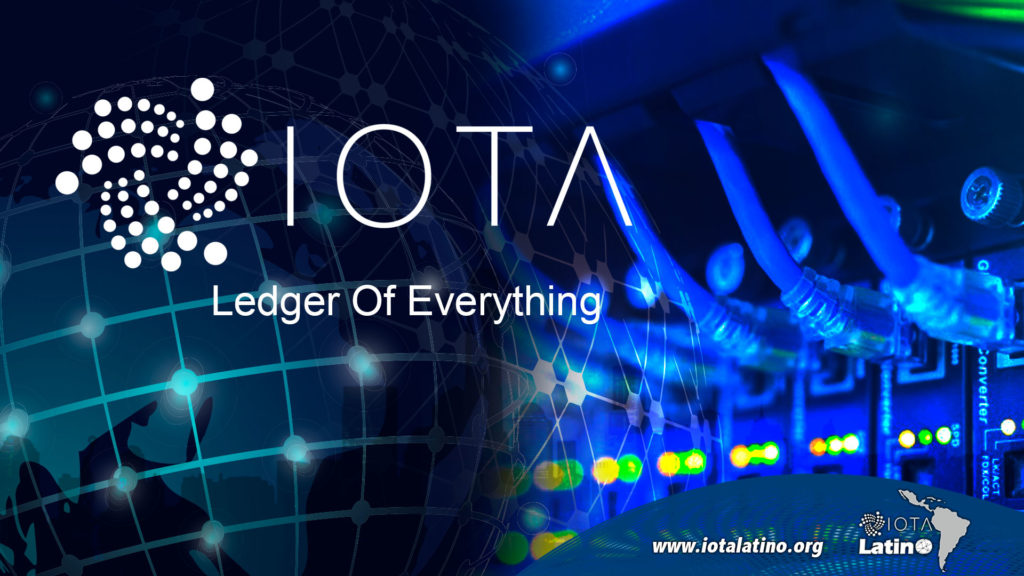 Billetera Trinity - IOTA Latino