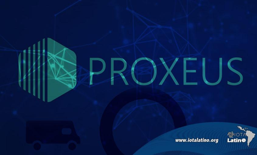 Tecnología Proxeus - Iota Latino