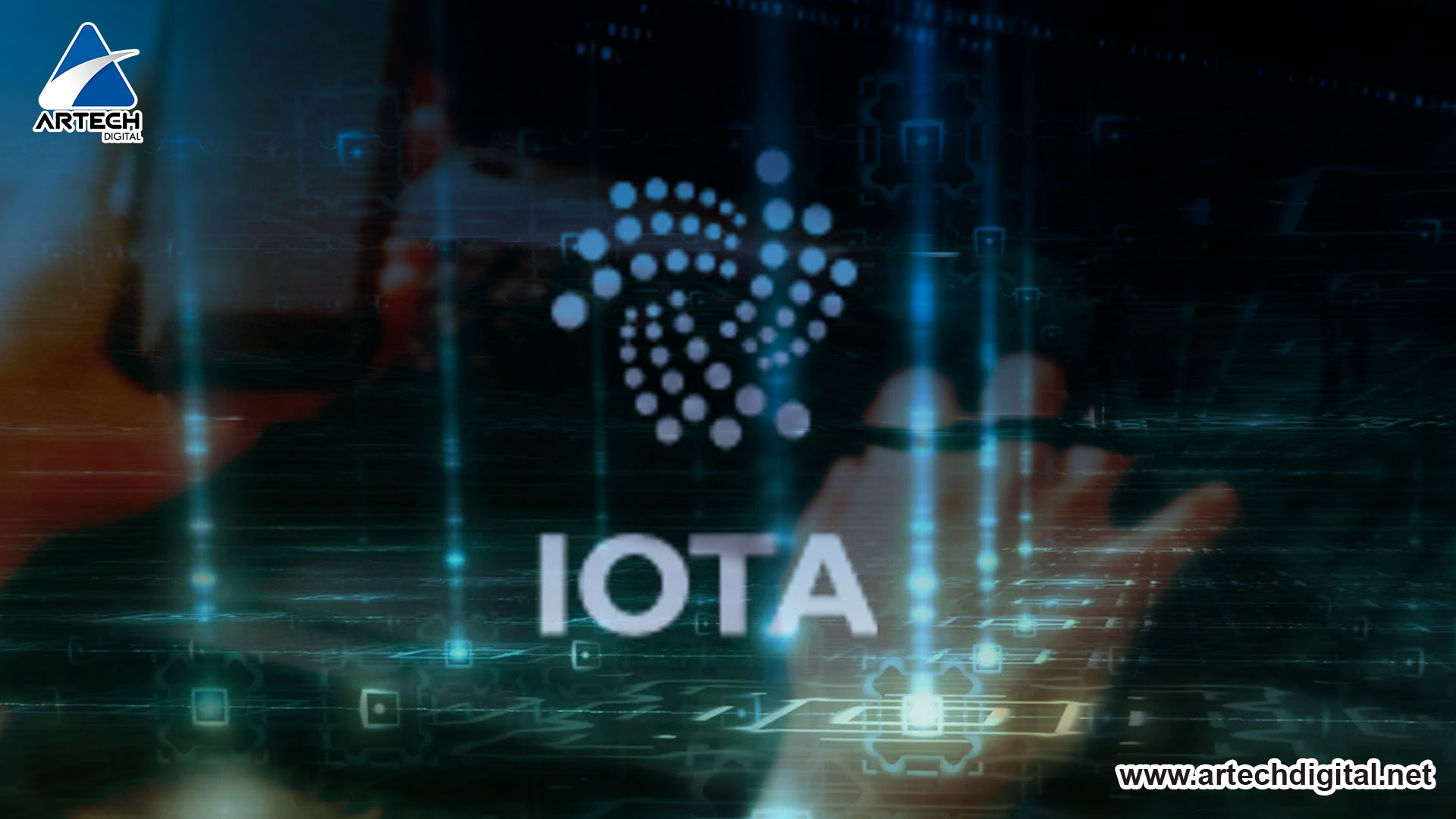 Sube el valor de IOTA - IOTA Latino
