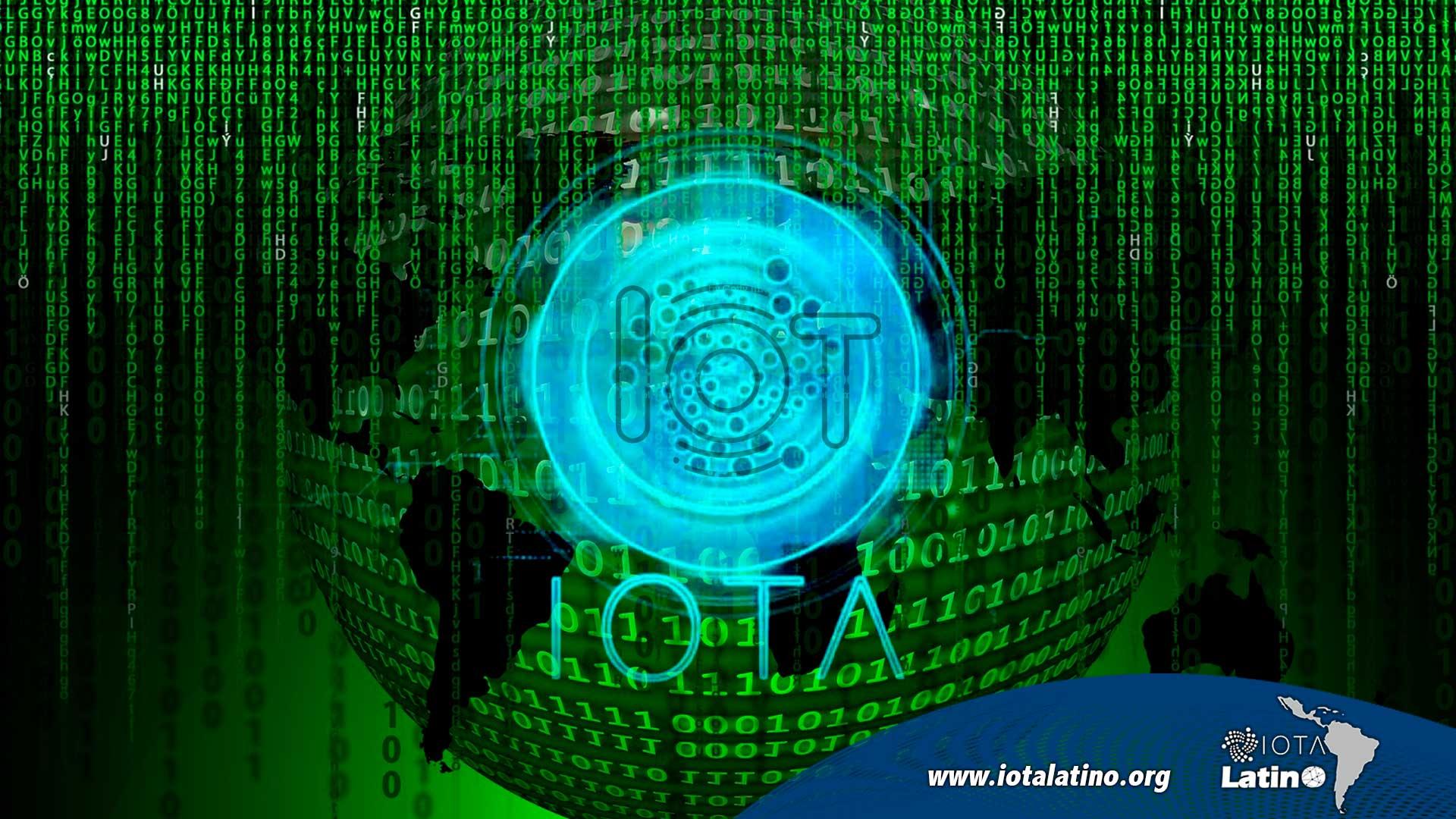 IOTA será la Matrix - IOTA Latino