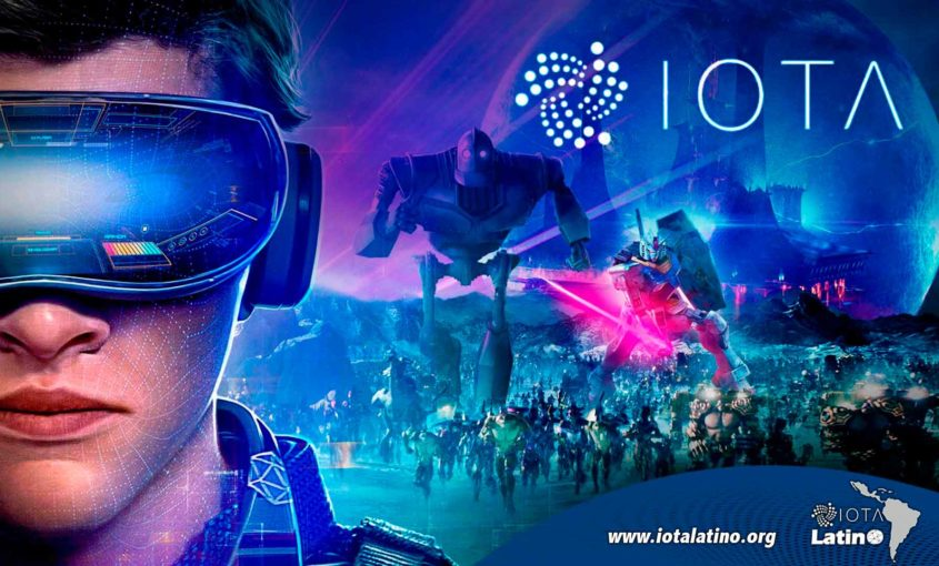 IOTA dice Ready Player One - IOTA Latino