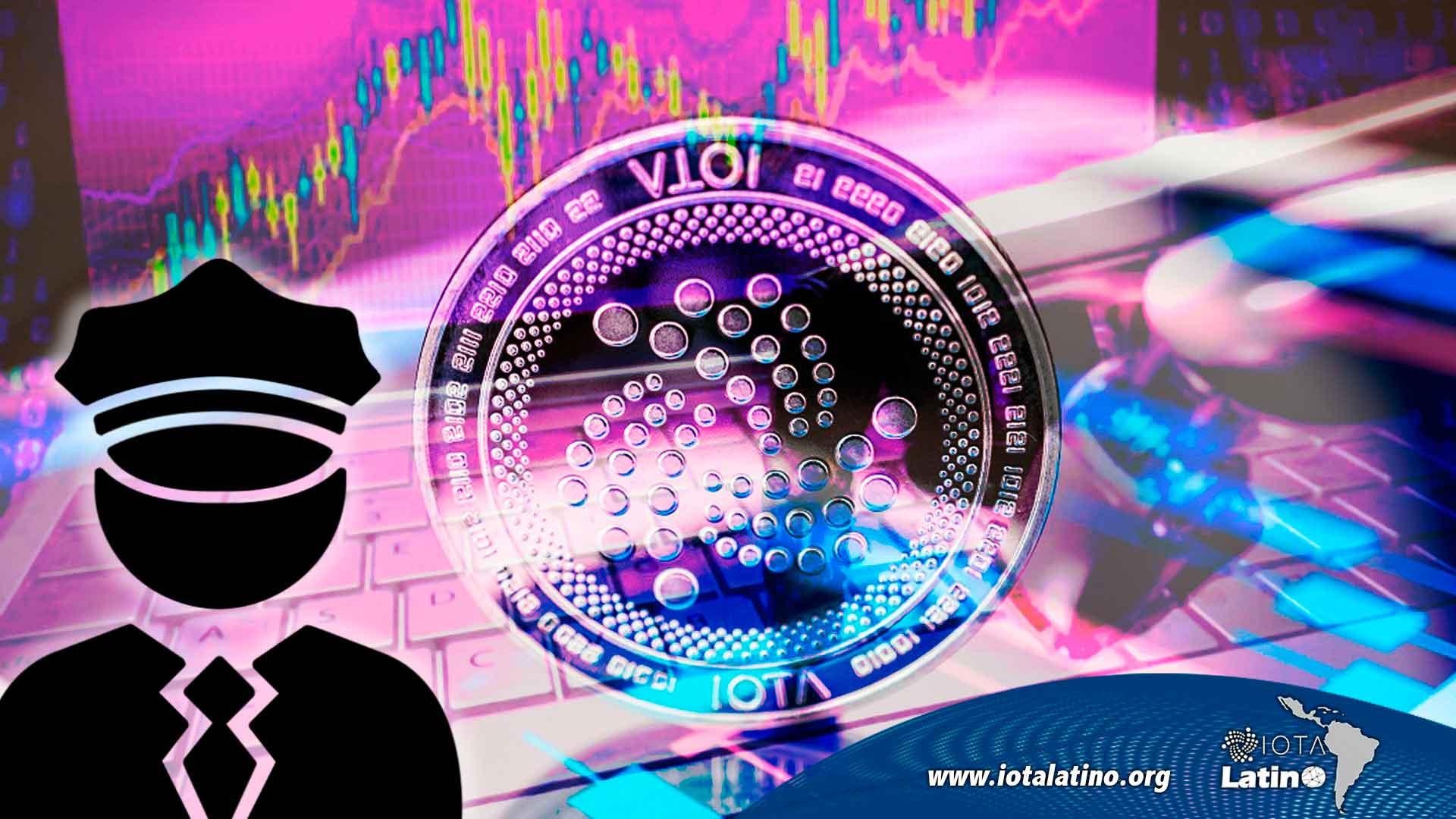 IOTA sería un súper policía - El Sol Latino