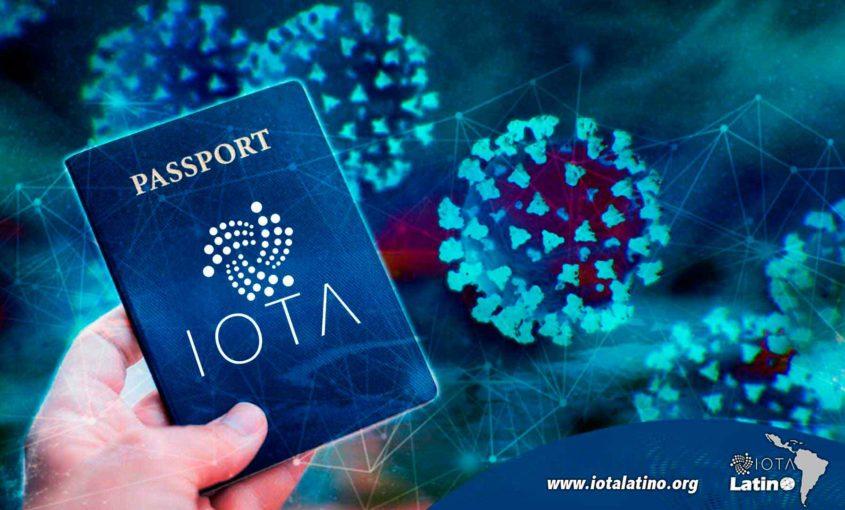 pasaporte de inmunosuficiencia - IOTA Latino