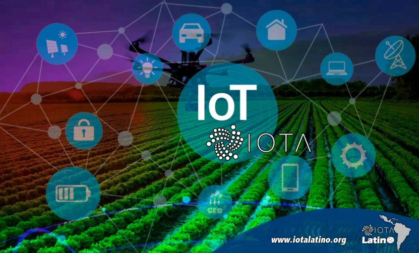 IoT en la agricultura - IOTA Latino