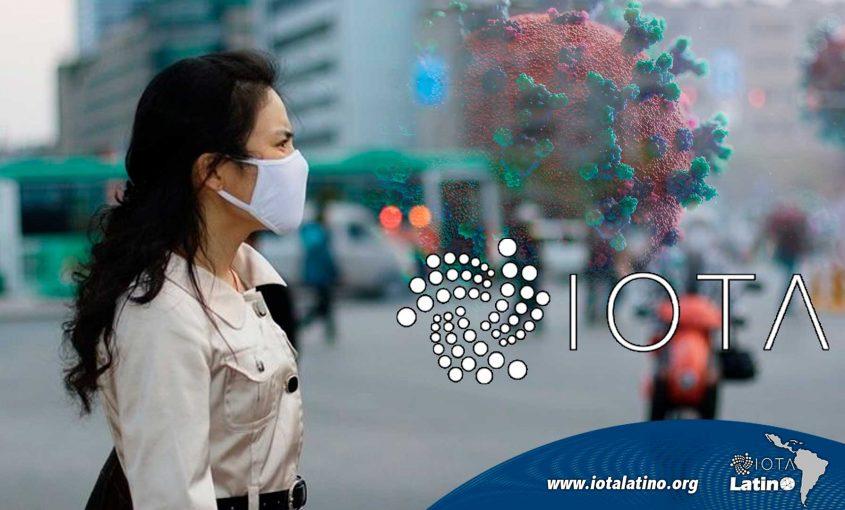Sensor para detectar la COVID-19 - IOTA Latino