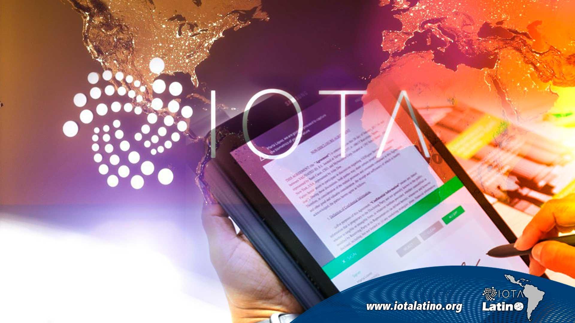 Contratos Inteligentes de IOTA - IOTA Latino