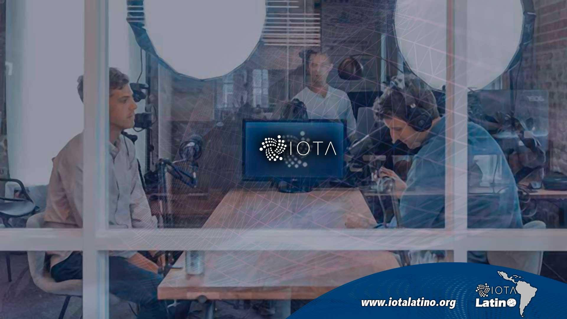 Refuerzos de IOTA - IOTA Latino