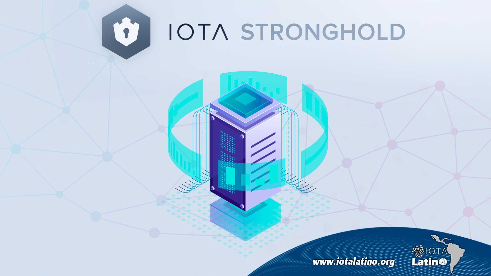 IOTA Stronghold - IOTA Latino