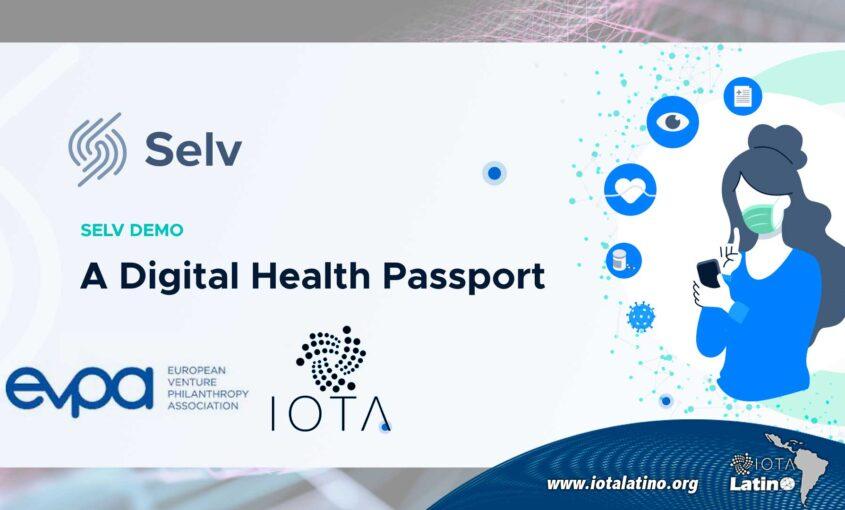 Pasaporte Digital SELV - IOTA Latino