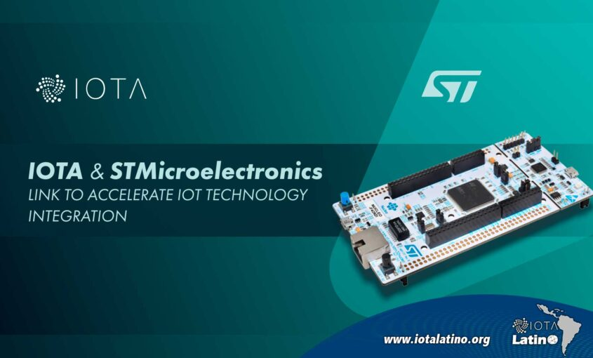 IOTA STMicroelectronics - IOTA Latino