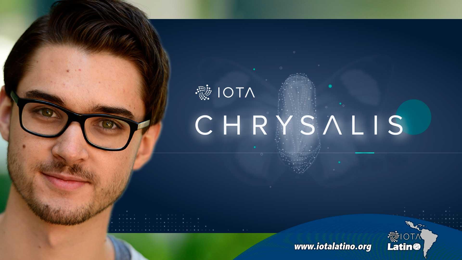 Chrysalis - IOTA Latino