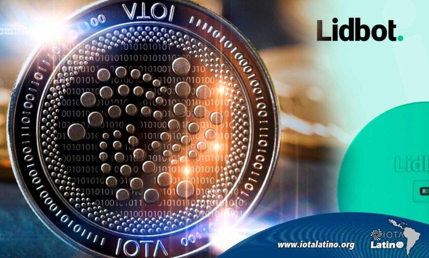 Sensores Lidbot de IOTA - IOTA Latino