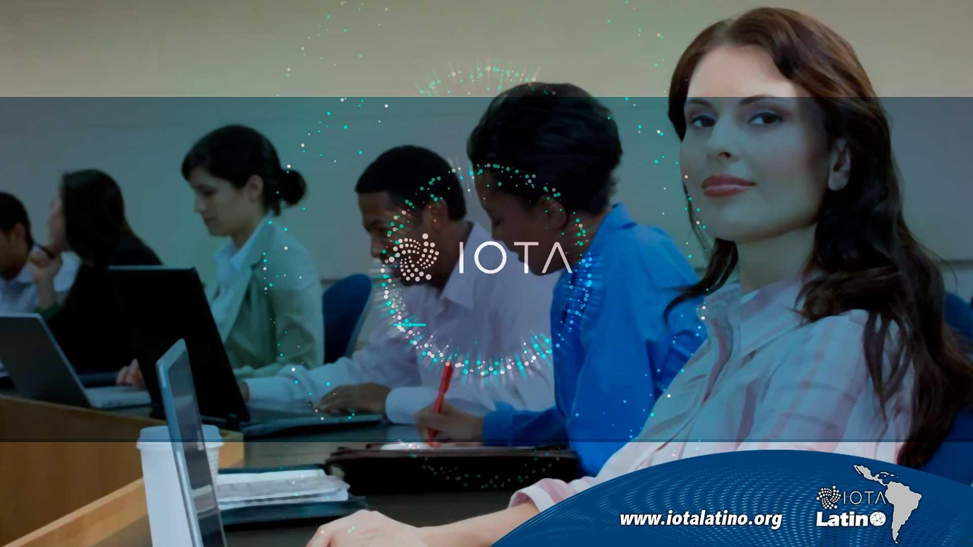 sensores con IOTA - IOTA Latino