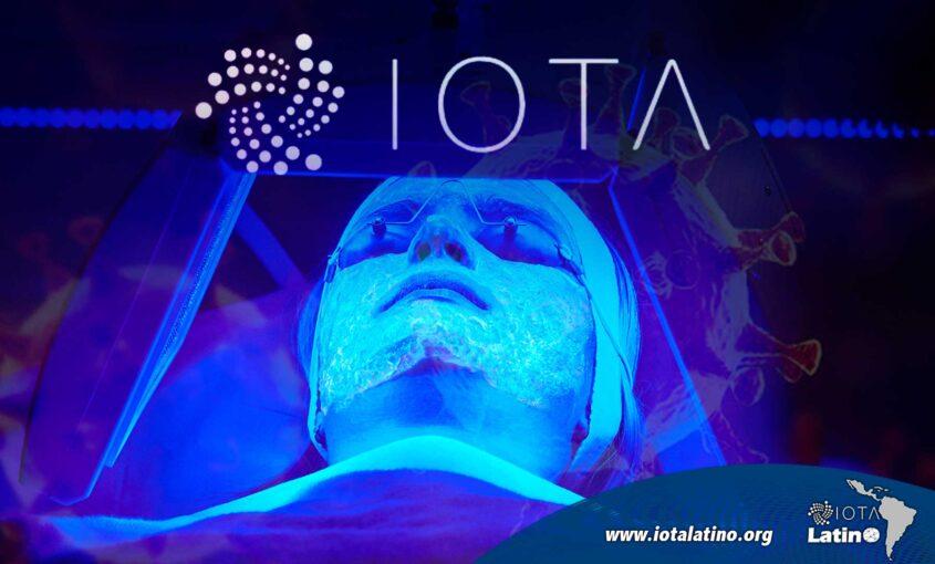 herramienta biofotónica - IOTA Latino