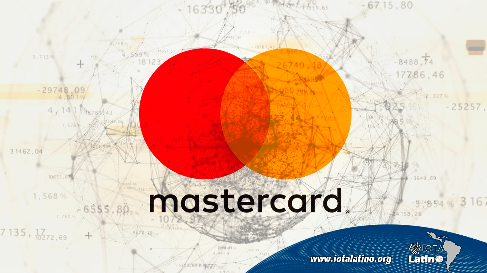 Mastercard usa la Tangle - IOTA Latino