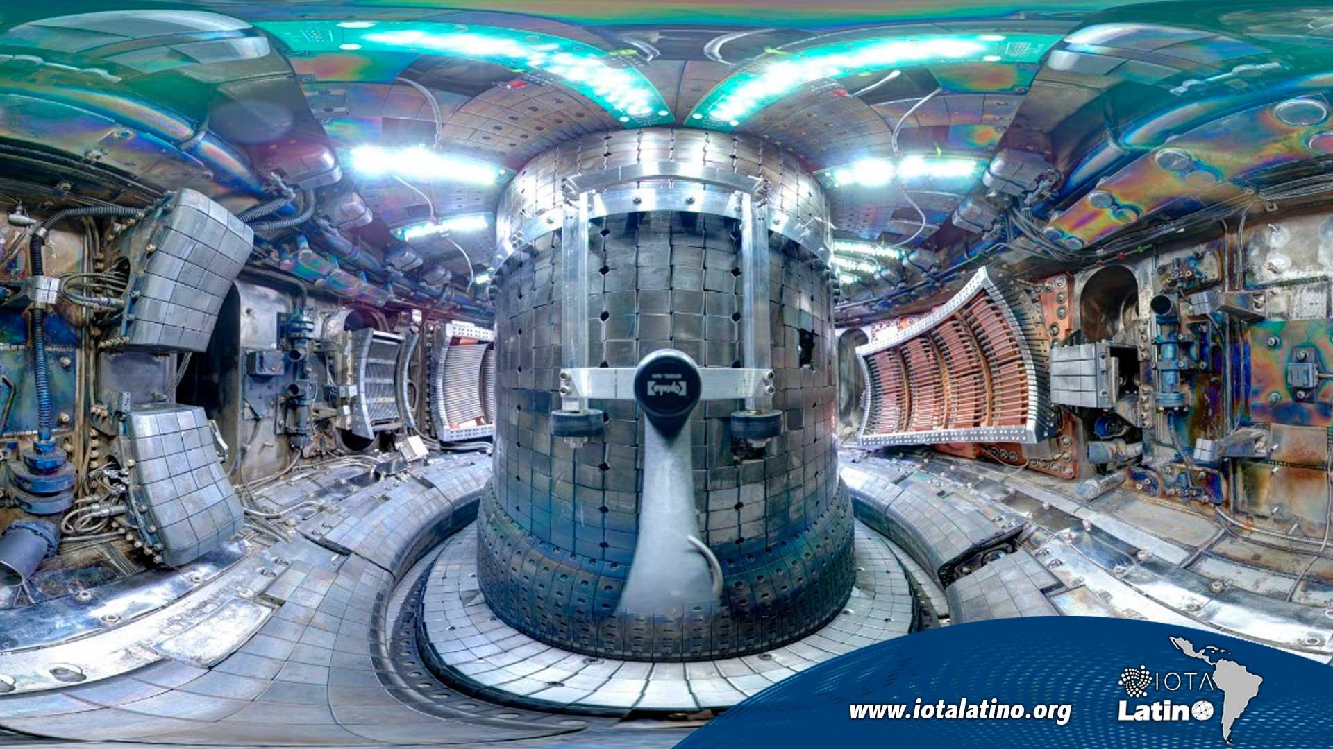 fusión nuclear Inter - IOTA Latino