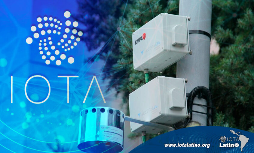 Sensor IoT - IOTA Latino