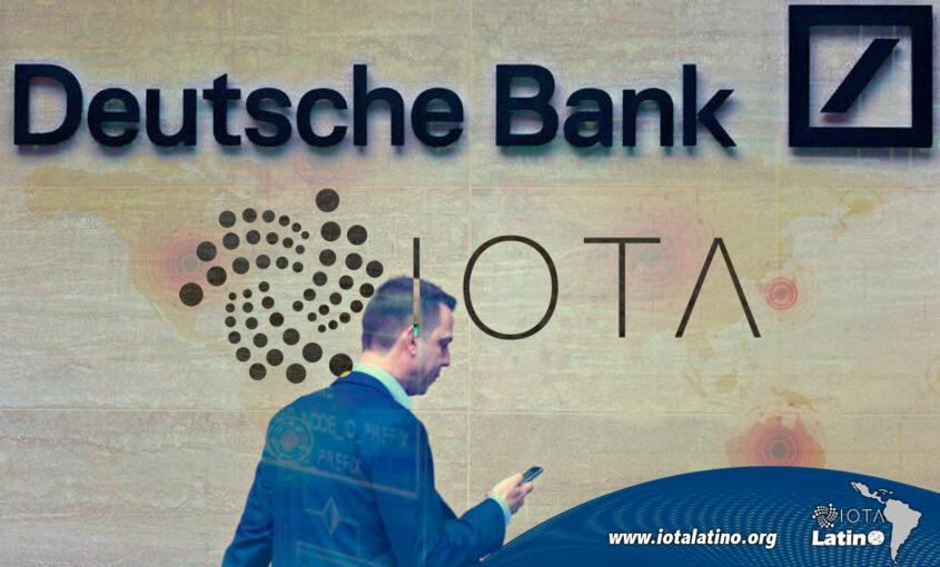 Deutsche Bank - IOTA Latino