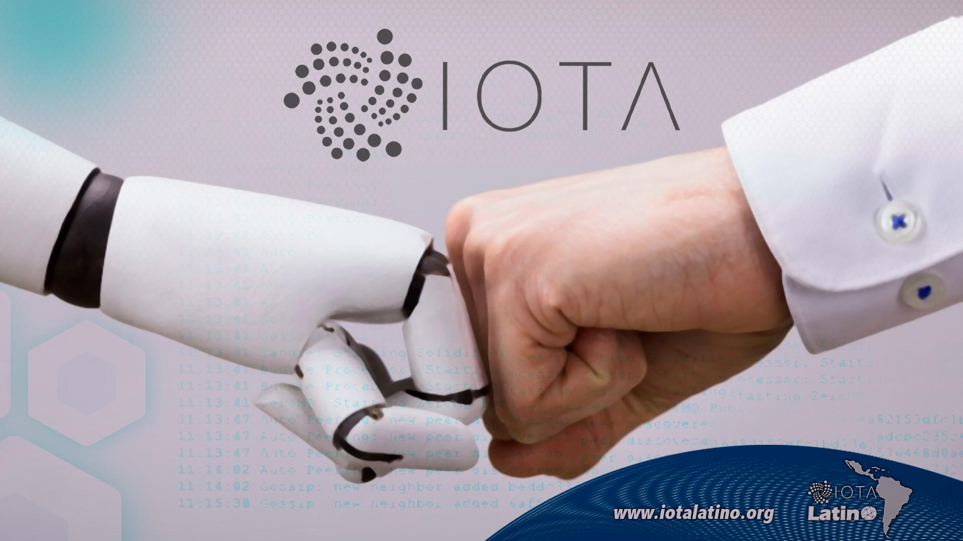 IOTA es el puente entre la sociedad digital y la física - IOTA Latino