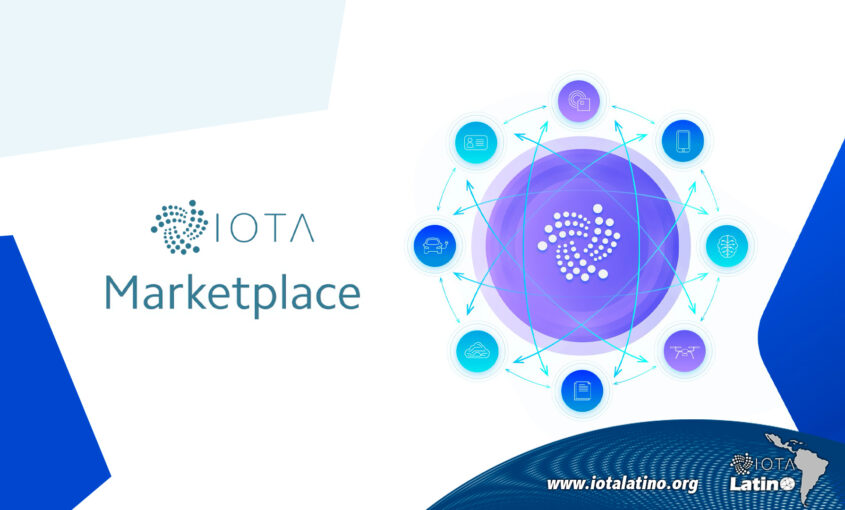 Tangle Marketplaces de IOTA - IOTA Latino