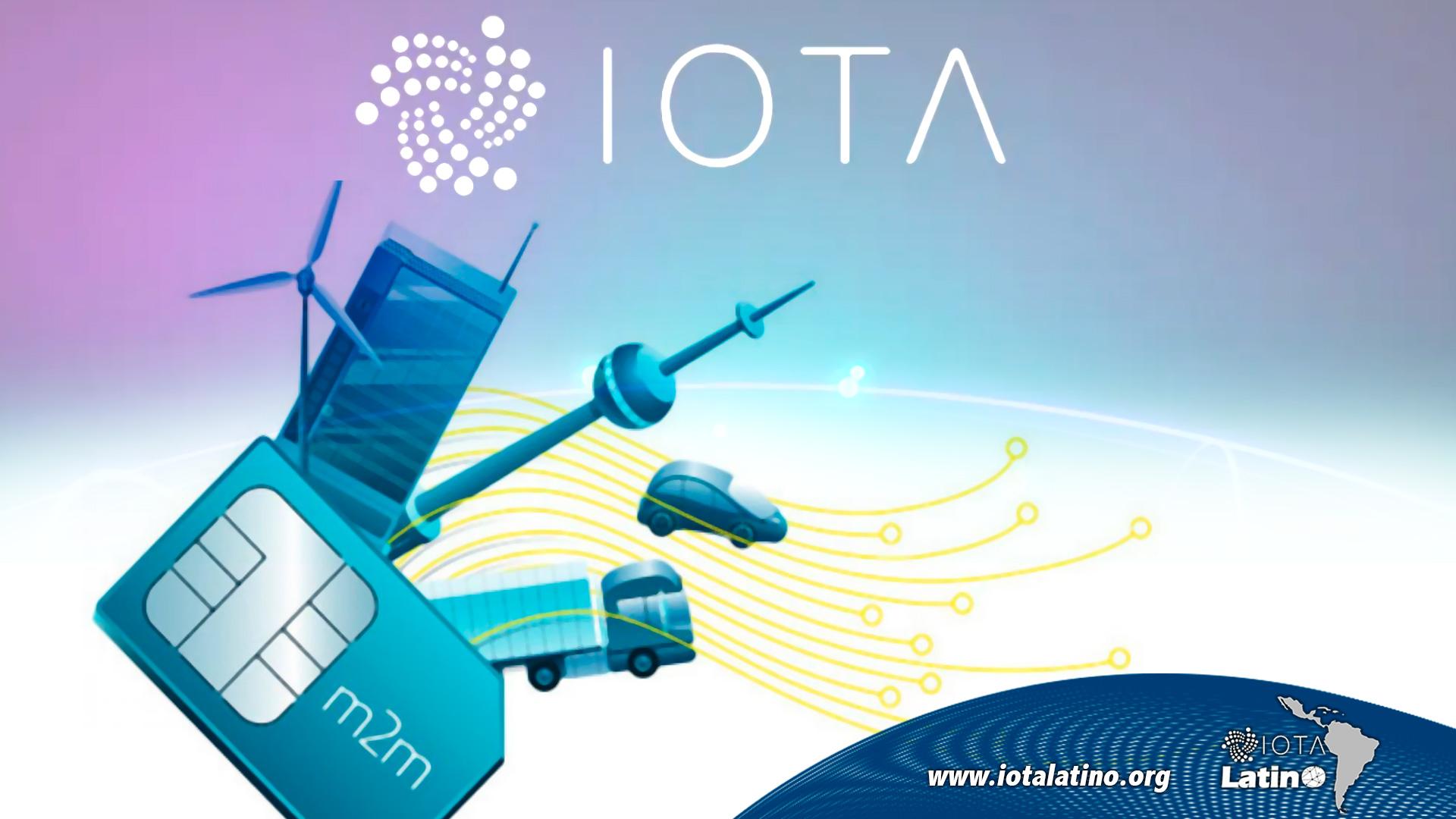 flujo en IOTA - IOTA Latino